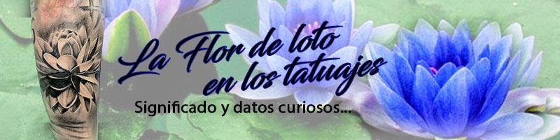 Te Contamos El Significado De La Flor De Loto En Los Tatuajes