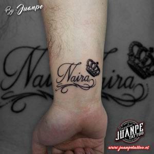 tatuaje-letras-naira-juanpetattoo